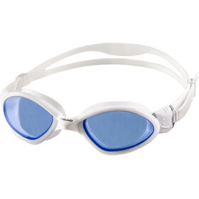 Head Tiger Mid Goggles white - blue